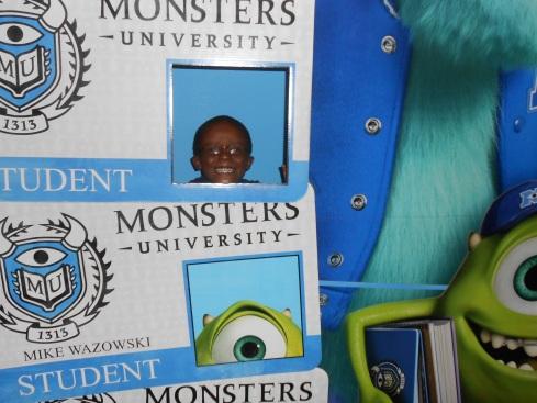 MU: MONSTER'S UNIVERSITY!!!